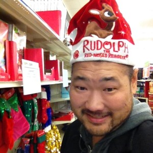 Helping Santa out this holiday season