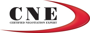 Logo Certified Negotiations Expert